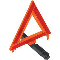 Triangulo De Seguridad Plegable 29 Cm Truper 10943