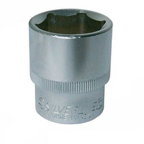 Socket - Silverline 19mm 1 2 Métrica Mecánica
