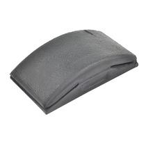 Lijar Block - Rolson 125mm Caucho Claro Dientes Grip Bricola