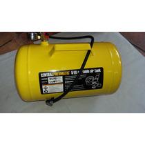 Tanque D Aire Portable Para Usar Sin Compresor 5 Gal D Acero