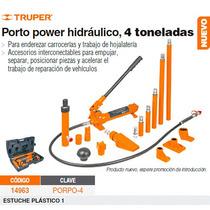 Porto Power Hidraulico 4 Ton.