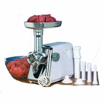 Molino De Carne.moledor Electrico Moler O Chorizo Longaniza