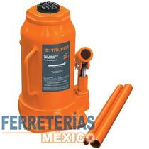 Gato Hidraulico T. Botella 20 Ton Truper 14822