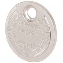 Calibrador De Bujias De Rampa Tipo Moneda Truper 14398