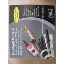 Cautin Reparador De Plasticos De Diferentes Tipos Con Manual