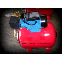 Hidroneumatico De 24 Lts Con Bomba Aqua Pak Ap4