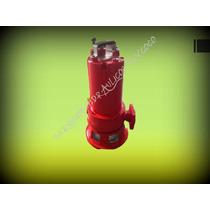 Bomba Sumergible Trituradora 1 1/2 Hp 127 V