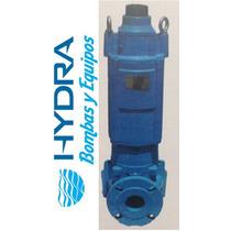 Bomba Sumergible Trituradora 5 Hp