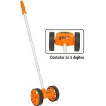 15830 Odómetro Doble Rueda De Poliuretano 4 Pulgadas Truper