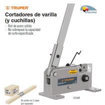 Cortador De Varilla De 3/4 Truper Dizome