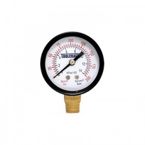 Manómetro 0-200 Lbs Toolcraft