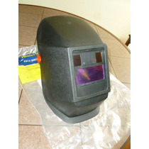 Careta Auto Oscurecimiento Fotosensible Electrónica Infra