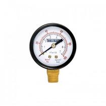 Manómetro 0-100 Lbs Toolcraft