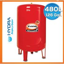 Tanque Hidroneumatico Hydro-mac ® De 480l Vertical