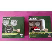 Manometros Victor Originales Oxigeno Y Acetileno