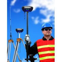 Base Y Rover Rtk, 330 Canales, Mejor Que Una Estación Total