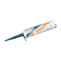 Sellador De Silicon 280 Ml Blanco Truper 17560