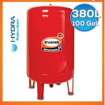 Tanque Hidroneumatico Hydro-mac ® De 380l Vertical