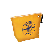 Canvas Zipper Bag Amarillo 5539yel Klein Tools