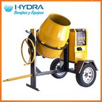 Revolvedora De Concreto Con Motor Thunder De 7.5 Hp