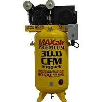 Compresor Industrial Maxair 80gal 7.5 Hp