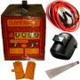 Soldadora 185 Amp Con Ventilador,cables,careta, Envio Gratis