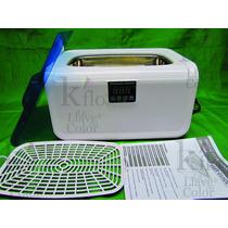 Tina Ultrasonido De 2.5 Litros Calefacción. Dental,celulares