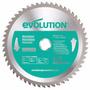 Disco De Corte De Aluminio, Marca Evolution, 7 Inch