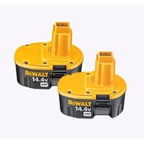 Set De Baterias (2pzas) Dewalt Dc9091 Xrp 14.4v Envio Gratis