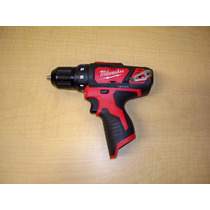 Taladro Milwaukee M12 3/8 In. Lithium-ion Tool Only