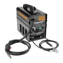 Maquina De Soldar De Microalambre Mig 90amp 110v Hf1