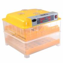 Incubadora Pollos Con Volteador 96 Huevos Autom 10w 110v Fds