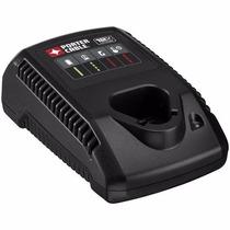 Cargador Porter Cable Para Baterias Recargables De 12v