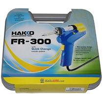 Herramienta Hakko Fr300-05 / P Para Desoldar Con Estuche De