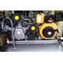Compresor Roger´s 10 Hp A Combustion Diesel Servicio Pesado!