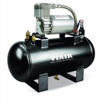 Compresora De Aire Viair 12v C/ Tanque 1.5gll Amortiguadores