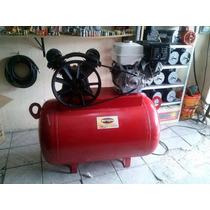 Compresor A Gasolina De 5 Hp Motor A Gasolina De 15 Hp Ma/ja