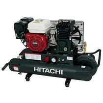 Compresor De Aire A Gasolina Hitachi Motor Honda