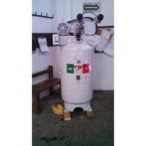 Fermon Compresor Libre De Aceite De 3 Hp Tanque De 300 V