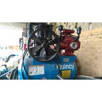 Compresor A Gasolina 15hp Quincy