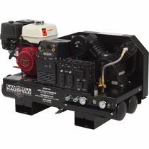 Compresor/generador/soldadora Motor Honda