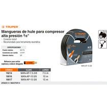 Manguera Para Compresor Alta Presion Entrada 3/8 15m