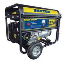 Generador 6000 W 390 Cc Surtek Planta De Luz Oferta