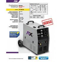 Maquina De Soldar Mig/mag Microalambre Axt-im8200/220