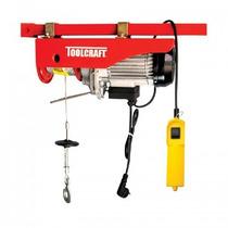 Polipasto Eléctrico 400 / 800 Kg Tc3501 Toolcraft