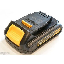 Bateria Dewalt 20 Volts Dcb201 Ion Litio Nueva Oferta