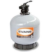 Oferta Filtro Para Alberca Fibra De Vidrio 25 Pulg Evans