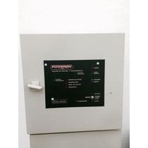 Tablero De Transferencia Para Generador De Luz