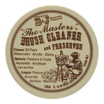 El Limpiador Masters Cepillo Y Conservador 1,0 Oz Tamaño