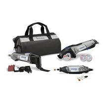 Dremel Ckdr-02 Kit 3-tool Combo Con 15 Accesorios Y Bolsa